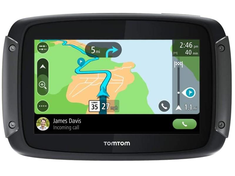 GPS moto Tom Tom rider 550